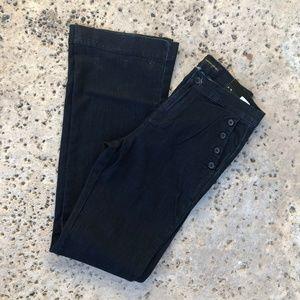 Banana Republic Sailor Flare Jeans Size 28 / 6